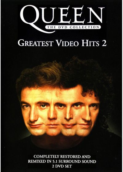 Queen - Greatest Video Hits 2 - DVD