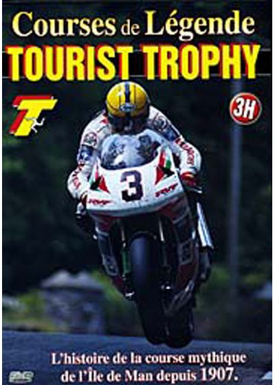 Courses de légende - Tourist Trophy - DVD