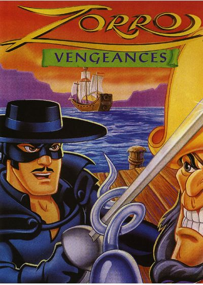 Zorro - Vengeances - DVD