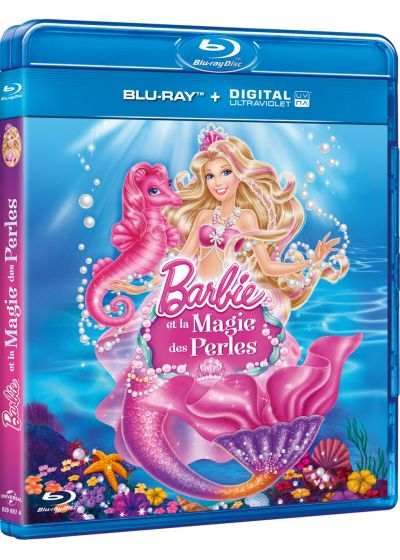 Barbie et la magie des perles (DVD + Copie digitale) - Blu-ray