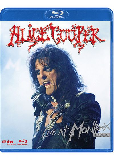 Cooper, Alice - Live At Montreux 2005 - Blu-ray