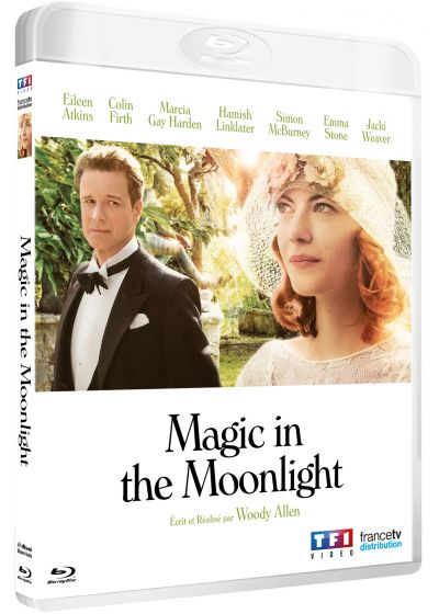 Magic in the Moonlight - Blu-ray