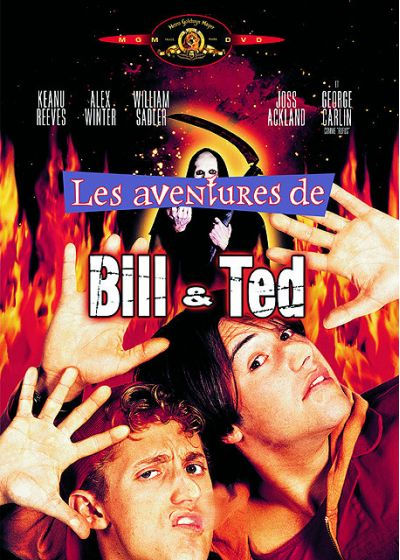 Les Aventures de Bill & Ted - DVD