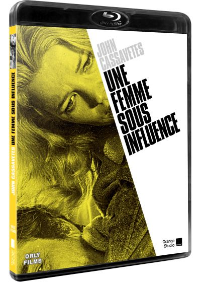 Une Femme sous influence - Blu-ray
