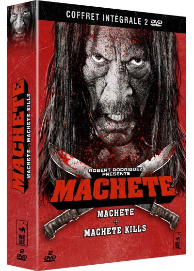 Machete + Machete Kills - DVD