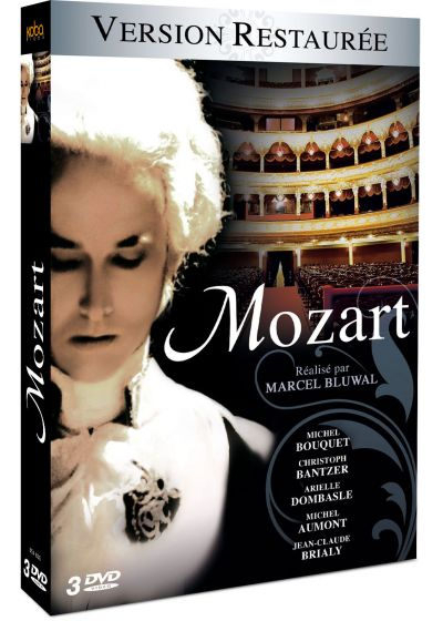Mozart (Version restaurée) - DVD
