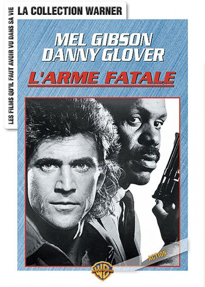 L'Arme fatale (WB Environmental) - DVD