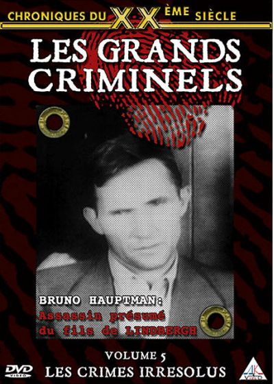 Les Grands criminels - Volume 5 - Les crimes irrésolus - DVD