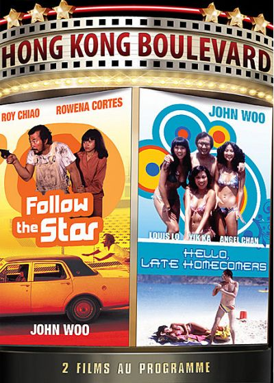 Follow the Star + Hello, Late Homecomers - DVD