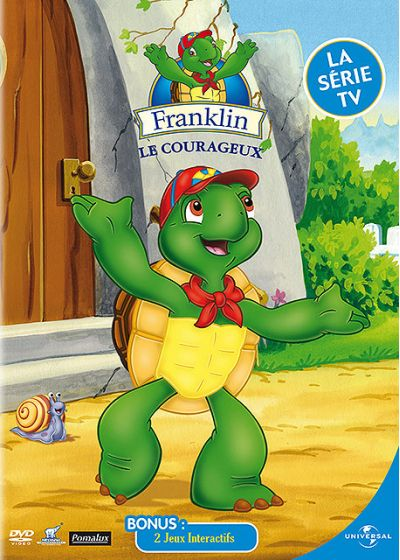 Franklin le courageux - DVD