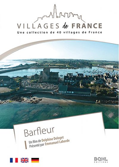 Villages de France volume 3 : Barfleur - DVD