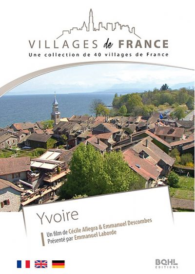 Villages de France volume 32 : Yvoire - DVD