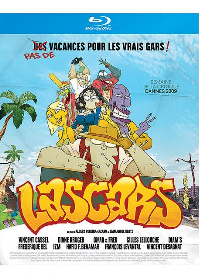 Lascars - Blu-ray