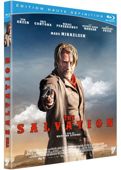 The Salvation - Blu-ray