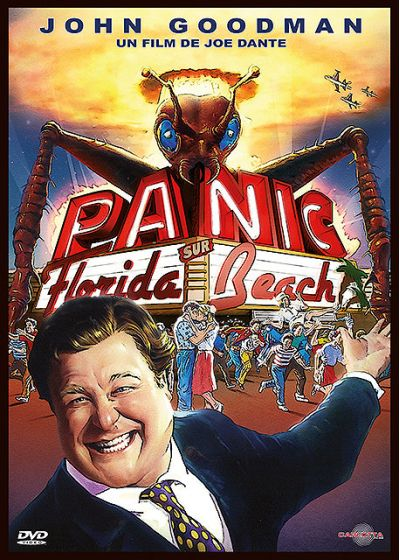 Panic sur Florida Beach - DVD