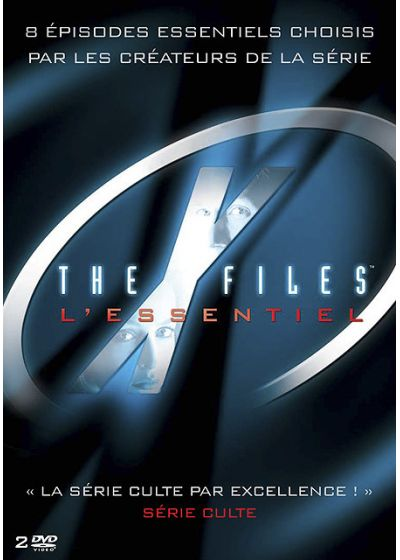 The X-Files : L'essentiel - DVD