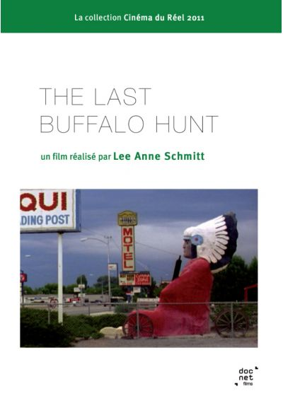 The Last Buffalo Hunt - DVD
