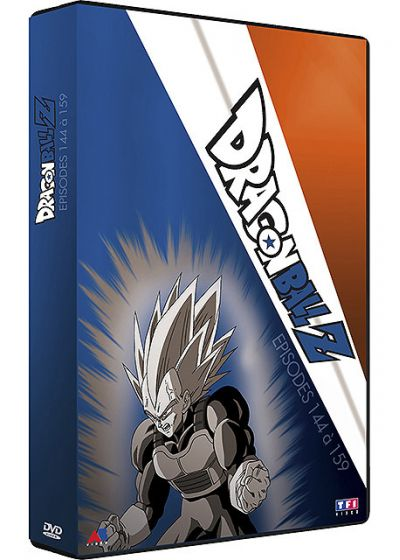 Dragon Ball Z - Coffret 4 DVD - 07 - Épisodes 144 à 159 - DVD