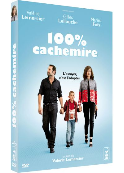 100% cachemire (Version Longue) - DVD