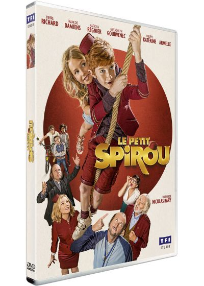 Le Petit Spirou (DVD + Copie digitale) - DVD