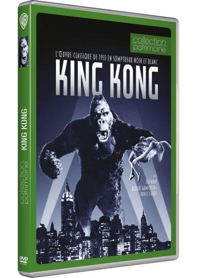King kong 1933 dvd