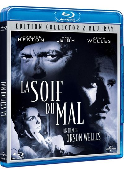 La Soif du mal (Édition Collector - 2 Blu-ray) - Blu-ray