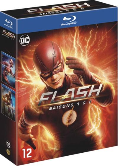 Flash - Saisons 1 & 2 - Blu-ray