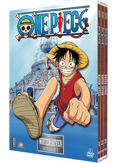 One Piece - Water 7 - Coffret 1 - DVD