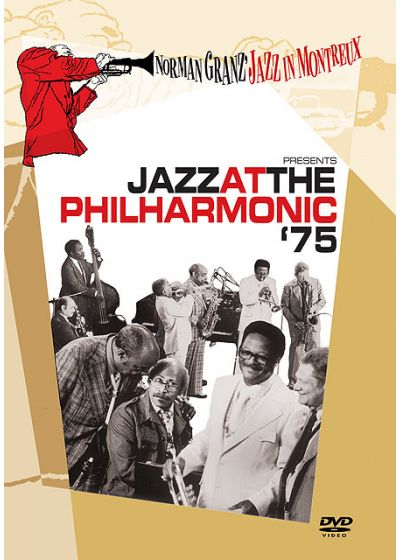 Norman Granz' Jazz in Montreux presents Jazz at the Philharmonic '75 - DVD