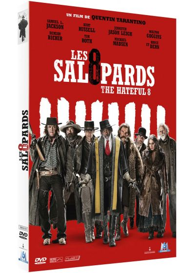 Les 8 salopards - DVD
