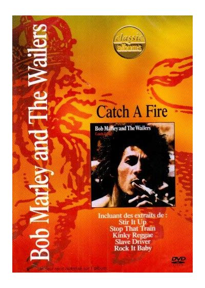 Bob Marley and the Wailers - Catch a Fire - DVD