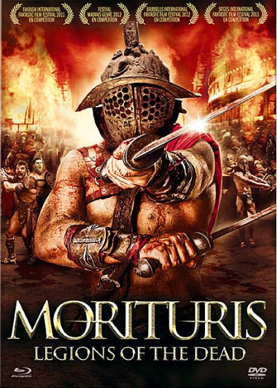 Morituris - Legions of the Dead - DVD
