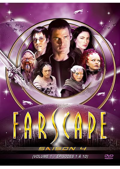 Farscape - Saison 4 - vol. 1 - DVD