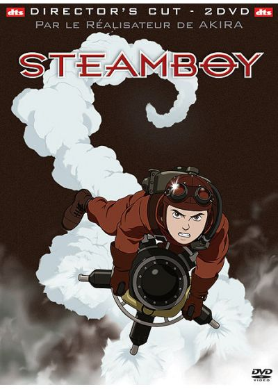Steamboy (Edition Deluxe) - DVD