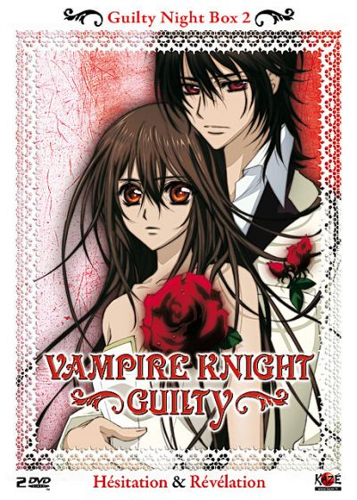 Vampire Knight Guilty - Saison 2 - Box 2/2 - DVD