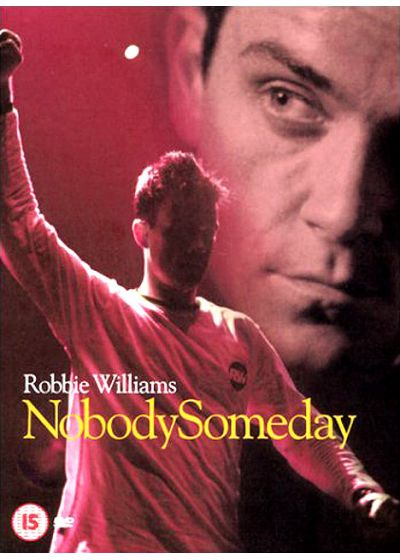 Williams, Robbie - Nobody Someday - DVD