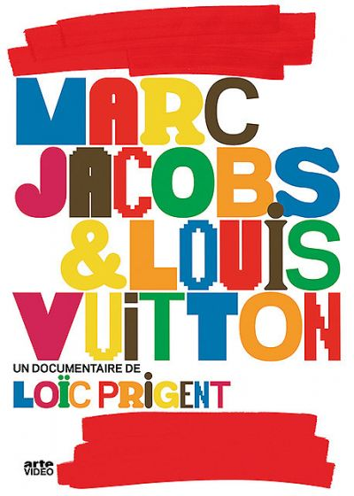 Marc Jacobs & Louis Vuitton - DVD
