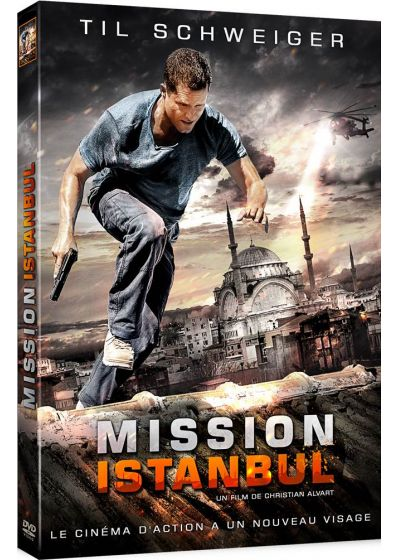 Mission Istanbul - DVD