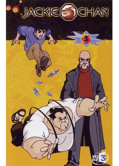Jackie Chan Adventures - Vol. 3 - DVD