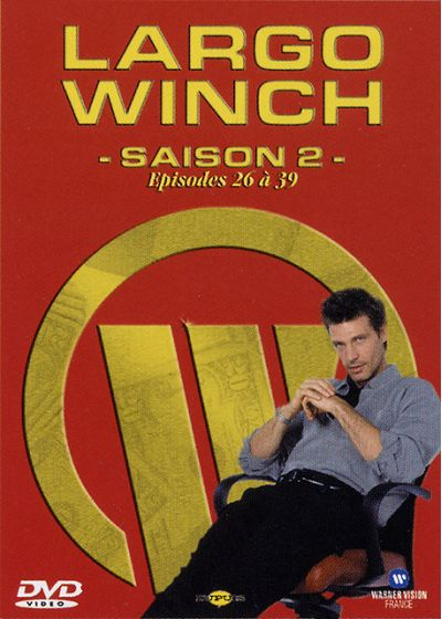 Largo Winch - Saison 2 - DVD