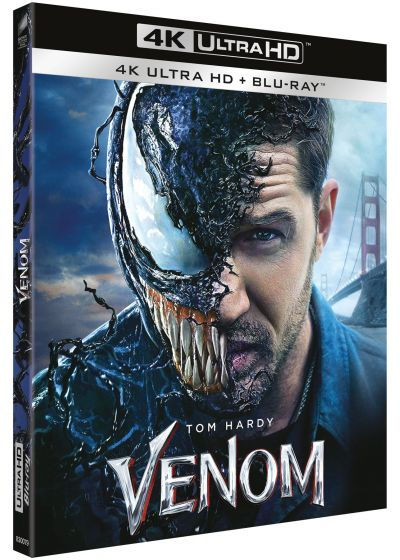 Venom (4K Ultra HD + Blu-ray) - 4K UHD