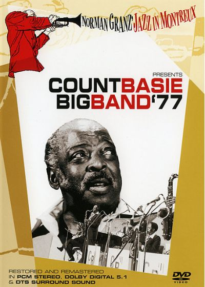Norman Granz' Jazz in Montreux presents Count Basie Big Band '77 - DVD