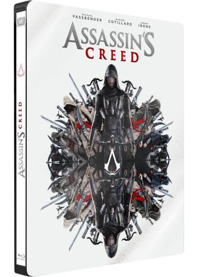 Assassin's Creed (Édition Limitée boîtier SteelBook) - Blu-ray