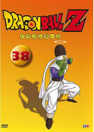 Dragon Ball Z - Vol. 38 - DVD