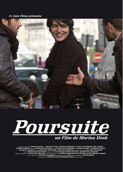 Poursuite - DVD