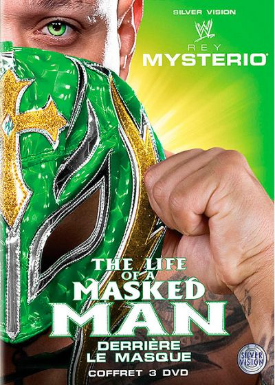 WWE Rey Mysterio : The Life of A Masked Man - Derrière le masque - DVD