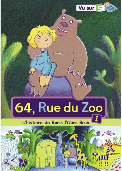 64, rue du Zoo - Vol. 1 - DVD