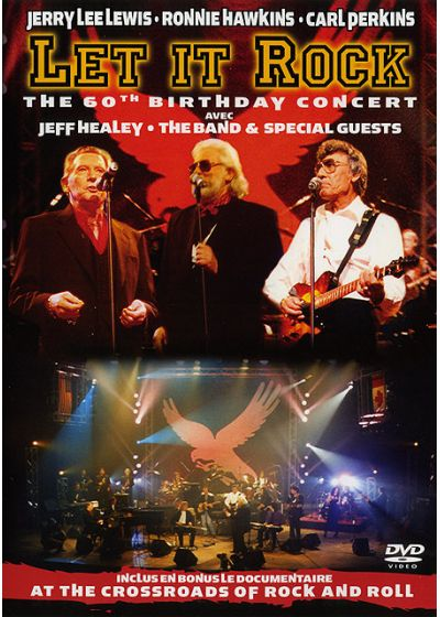 Let It Rock - The 60th Birthday Concert - DVD