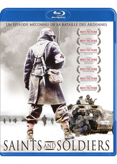 Saints and Soldiers - Blu-ray