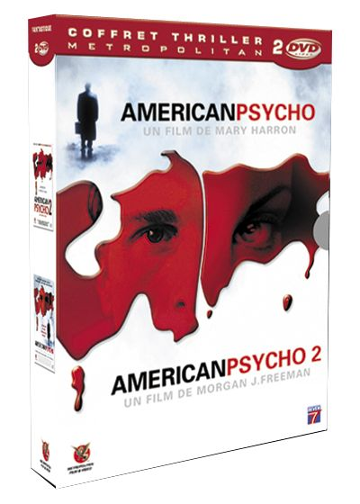 American Psycho 1 & 2 (Pack) - DVD